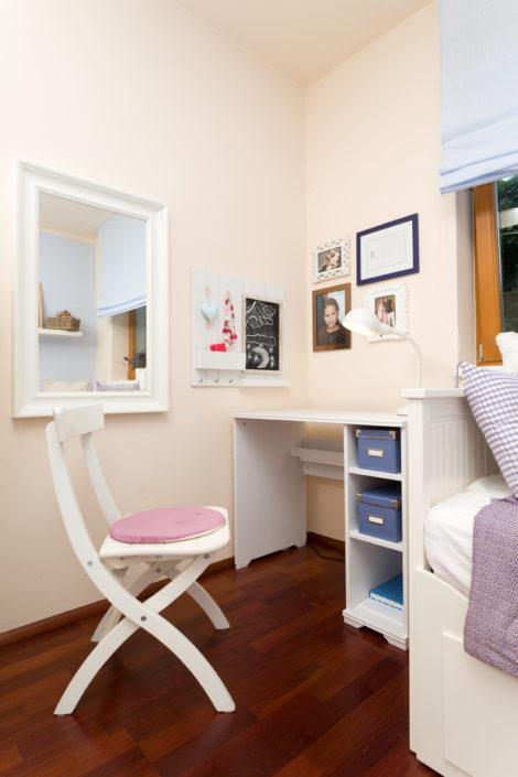 Elegantní nábytek s pastelovými detaily
