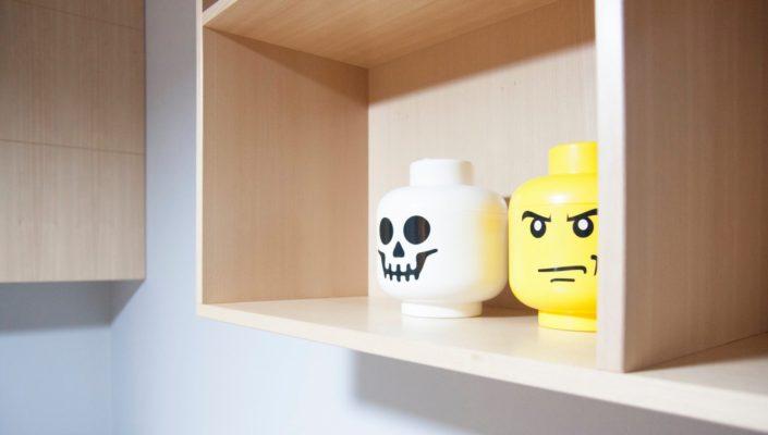 Lego dekorace